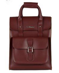 Dr. Martens | Leather Backpack | Lyst