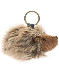 Joules - Hedgehog Keyrings - Lyst