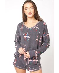 South Moon Under - Let's Flamingle Top - Lyst