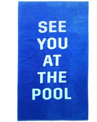 Ban.do - See You At The Pool Towel - Lyst