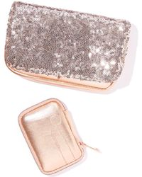 South Moon Under - Rose On The Go Charger & Earbud Case Gift Set - Lyst