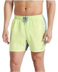 ccdf42d4a1915 Nike - Ba?ador Para Hombre Swim Rift Vital 5 Trunk Ness9407 Men's In Green
