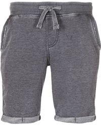 Yurban - Ianthra Men's Shorts In Grey - Lyst