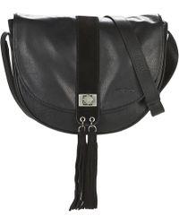 Nat Et Nin - Alba Women's Shoulder Bag In Black - Lyst