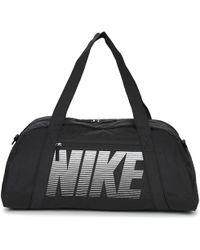 Nike | Gym Club Duffel Men's Sports Bag In Black | Lyst