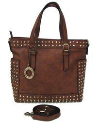 Loeds | Bolso Mujer Nina Polipiel Women's Handbags In Brown | Lyst