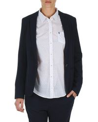 Marc O'polo - Clothilde Women's Jacket In Blue - Lyst