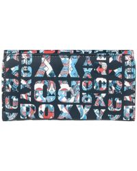 Roxy - Monedero My Long Eyes Women's Purse In Multicolour - Lyst