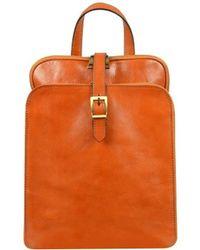 Time Resistance - Clarissa Women's Backpack In Orange - Lyst