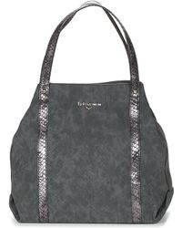 Les P'tites Bombes - Gior Women's Shoulder Bag In Black - Lyst