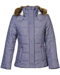 Oxbow - Shergol Women's Jacket In Blue - Lyst