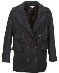 Moony Mood - Baima Women's Coat In Black - Lyst