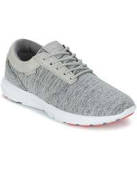Supra - Womens Hammer Run Women's Shoes (trainers) In Grey - Lyst
