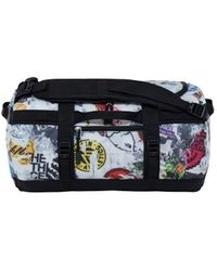The North Face - Base Camp Duffel Xs30l Women's Travel Bag In White - Lyst