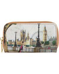 Y Not? - ? H-366 Wallet Accessories Beige Women's Purse Wallet In Beige - Lyst
