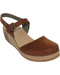 El Naturalista - 5001 Women's Sandals In Brown - Lyst