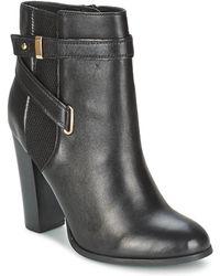 ALDO - Lampley Women's Low Ankle Boots In Black - Lyst