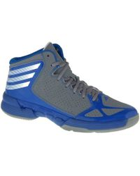 adidas - Mad Handle Men's Basketball Trainers (shoes) In Grey - Lyst
