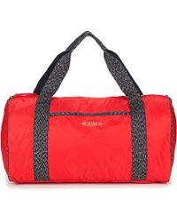 Bensimon - COLOR BAG femmes Sac de sport en rouge - Lyst