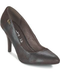 Les P'tites Bombes - Anya Women's Court Shoes In Brown - Lyst