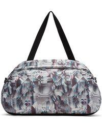 Nike - Women's Aura Print Club Training Bag Women's Travel Bag In Multicolour - Lyst