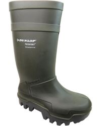 Dunlop - Purofort Thermo+ Men's Wellington Boots In Green - Lyst
