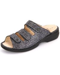 Finn Comfort - Menorca S Argento Doyle Women's Mules / Casual Shoes In White - Lyst