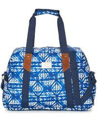 Roxy - Sugar It Up J Prhb Btk8 Women's Sports Bag In Blue - Lyst
