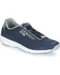 Sebago - Cyphon Sea Sport Men's Outdoor Shoes In Blue - Lyst