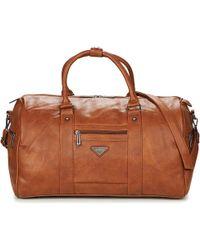 Nanucci - Fulvia Women's Travel Bag In Brown - Lyst