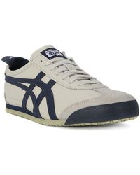 Asics - Onitsuka Tiger Mexico 66 Birch Women's Shoes (trainers) In Beige - Lyst