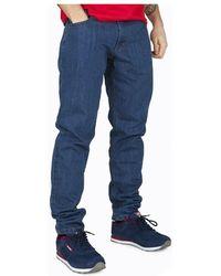 Elade - Classic Icon Blu Women's Jeans In Multicolour - Lyst