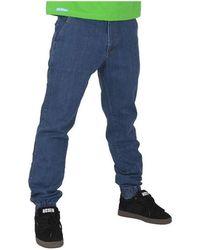 Elade - Jogger Lbl Denim Women's Jeans In Multicolour - Lyst