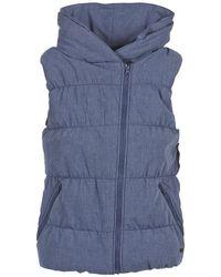 Bench - Ectorap Women's Jacket In Blue - Lyst