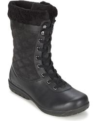 Helly Hansen - Eir Women's Snow Boots In Black - Lyst