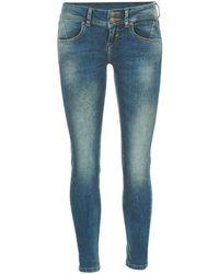 LTB - Corina Women's Skinny Jeans In Blue - Lyst