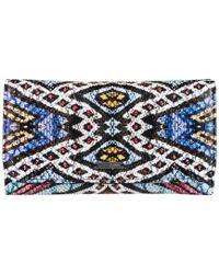 Roxy - My Long Eyes - Monedero Women's Purse Wallet In Multicolour - Lyst