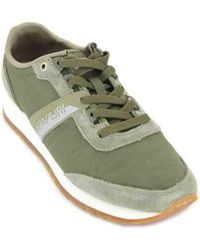 Napapijri - Rabina 16733609 Trainers For Women Women's Shoes (trainers) In Green - Lyst