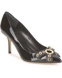Boutique Moschino - Ca1012 Women's Court Shoes In Black - Lyst