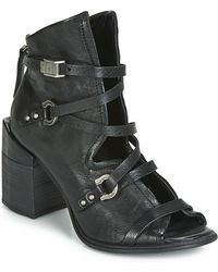 A.S.98 - Colonna Women's Sandals In Black - Lyst