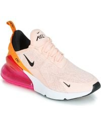 35e12b7336 Nike Air Max 1 Women's Shoes (trainers) In Pink in Pink - Lyst