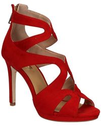 GAUDI - V73-65290 Decolletè Women Rossa Women's Court Shoes In Red - Lyst