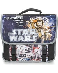 Disney - Star Wars Cartable 38cm Boys's Briefcase In Black - Lyst