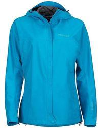 Marmot - Wms Minimalist Jacket Women's Jacket In Blue - Lyst