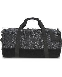 Mi-Pac - Cracked Duffle Women's Sports Bag In Black - Lyst