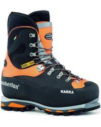 Zamberlan - Karka 6000 Rr Men's Walking Boots In Grey - Lyst