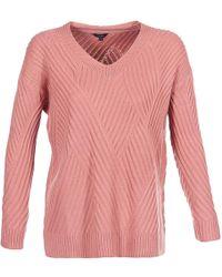 Pepe Jeans - Edna Women's Jumper In Pink - Lyst
