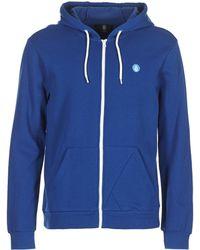Volcom - Iconic Zip Men's Sweatshirt In Blue - Lyst