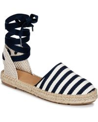 Betty London - Inano Women's Espadrilles / Casual Shoes In White - Lyst