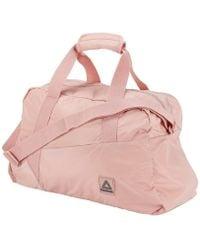 Reebok - W Found Grip Women's Bag In Pink - Lyst